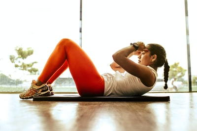 How to get your fitness back
